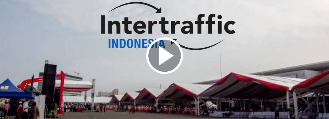 Intertraffic Indonesia First edition exceeds expectations