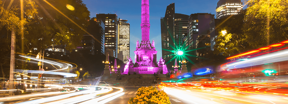 The top five mobility developments in Latin America